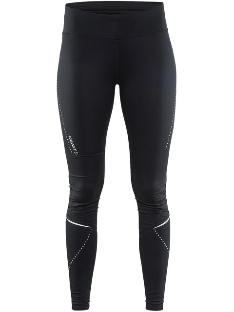 Craft Essential - Pantalon running Femme - noir
